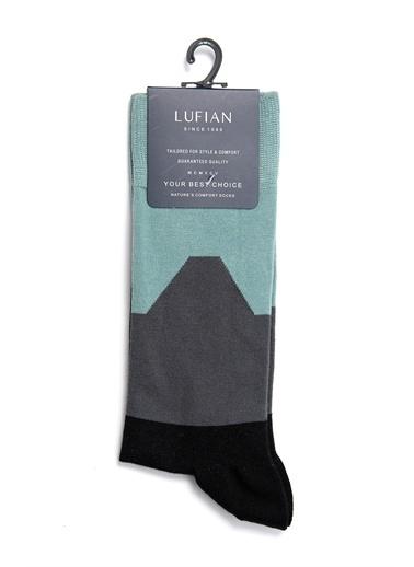Lufian Orda Çorap  Yeşil